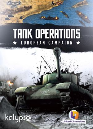 Tank Operations: European Campaign cover