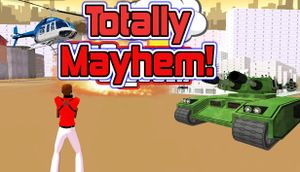 Totally Mayhem cover