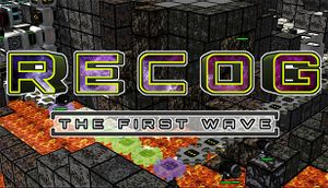 RECOG The First Wave cover