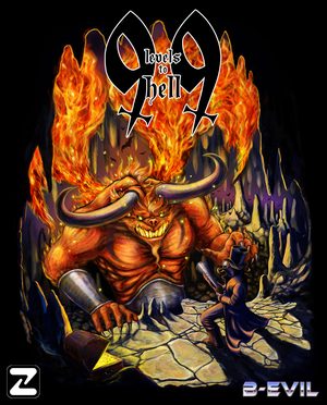 99 Levels to Hell cover