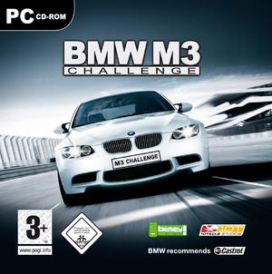 BMW M3 Challenge cover