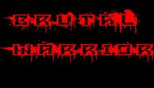 Brutal Warrior cover