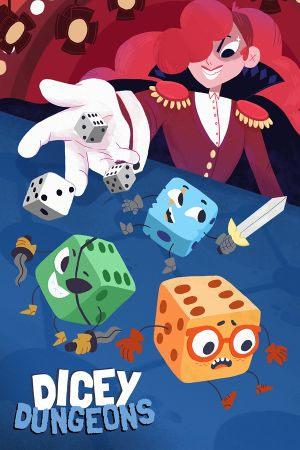 Dicey Dungeons cover