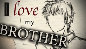 I Love My Brother cover