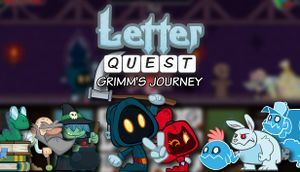 Letter Quest: Grimm's Journey cover