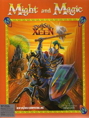Might and Magic: Darkside of Xeen cover