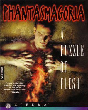 Phantasmagoria 2: A Puzzle of Flesh cover