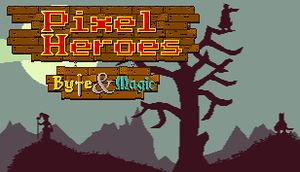 Pixel Heroes: Byte & Magic cover