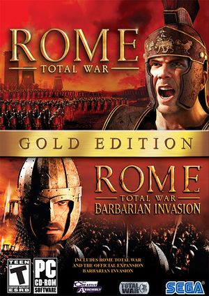 Rome: Total War - PCGamingWiki PCGW - bugs, fixes, crashes