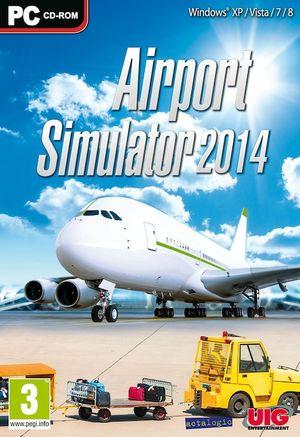 Airport Simulator 2014 cover