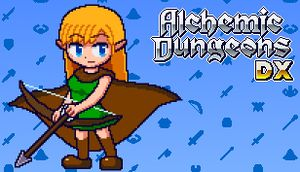 Alchemic Dungeons DX cover