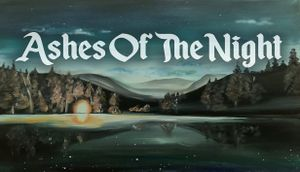 Ashes of the Night cover