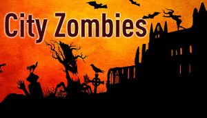 City Zombies cover