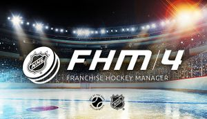 Franchise Hockey Manager 4 cover