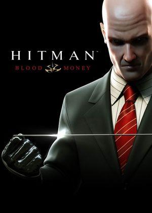 Hitman: Blood Money cover