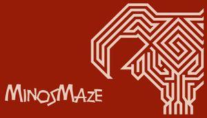 MinosMaze - The Minotaur's Labyrinth cover