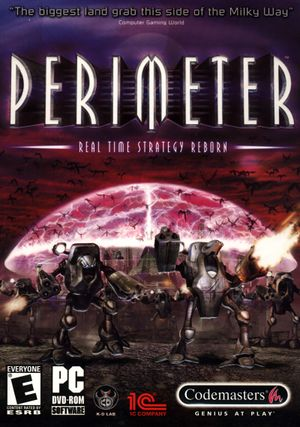 Perimeter cover