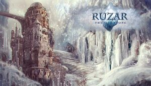 Ruzar - The Life Stone cover
