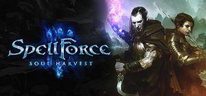 SpellForce 3: Soul Harvest cover