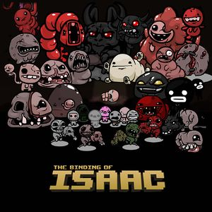 The Binding of Isaac cover