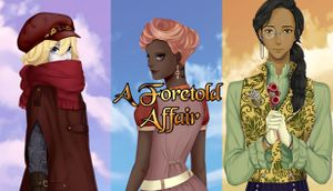A Foretold Affair cover