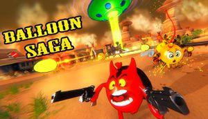 Balloon Saga cover