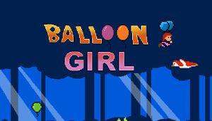 Balloon Girl cover