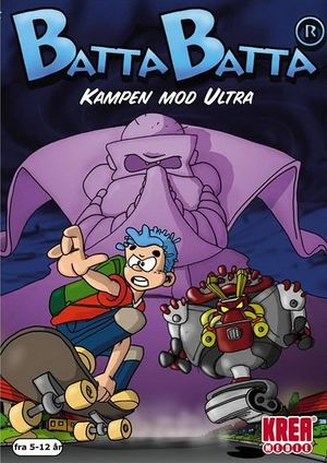 Batta Batta: Kampen mod Ultra cover