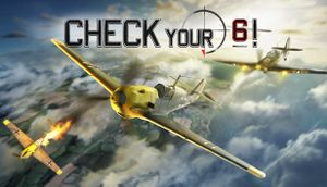 Check Your 6! cover