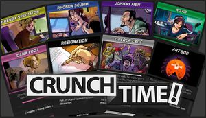 Crunch Time! cover