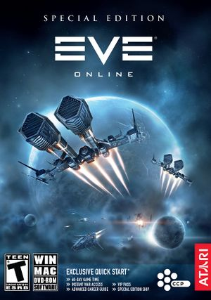 EVE Online cover