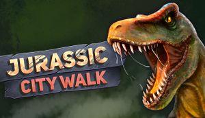 Jurassic City Walk cover