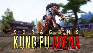 9Dragons : Kung Fu Arena cover