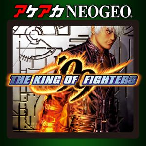 ACA NeoGeo The King of Fighters '99 cover