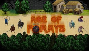 Age Of Forays cover