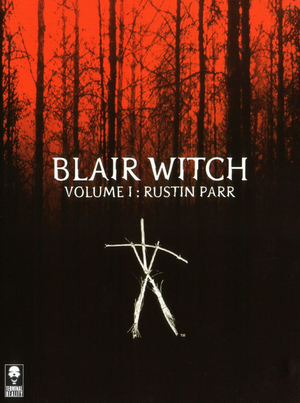 Blair Witch Volume 1: Rustin Parr cover