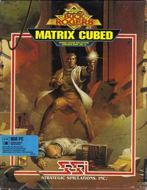 Buck Rogers: Matrix Cubed cover