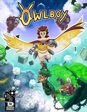 Owlboy cover