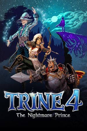 Trine 4: The Nightmare Prince cover