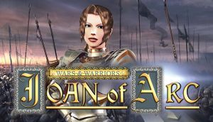 Wars and Warriors: Joan of Arc cover