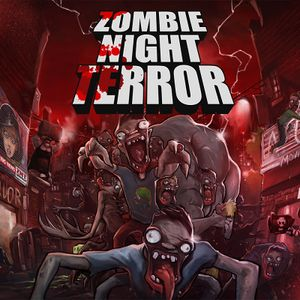 Zombie Night Terror cover