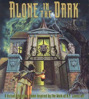 Alone in the Dark cover