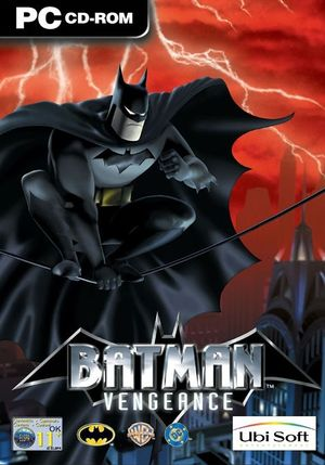 Batman: Vengeance cover