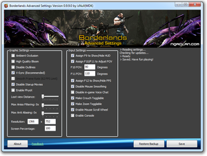 Borderlands - PCGamingWiki PCGW - bugs, fixes, crashes, mods, guides