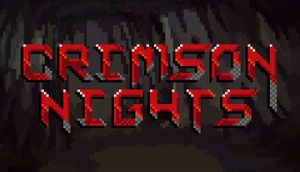 Crimson Nights cover