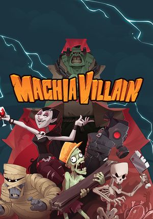 MachiaVillain cover