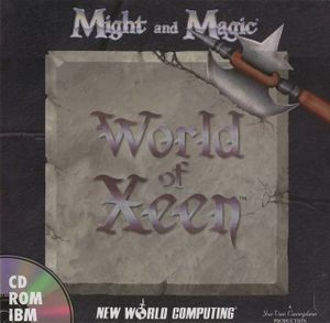 Might and Magic: World of Xeen cover