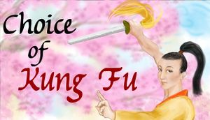 Choice of Kung Fu cover