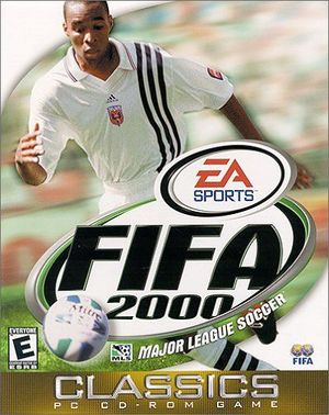 FIFA 2000 cover