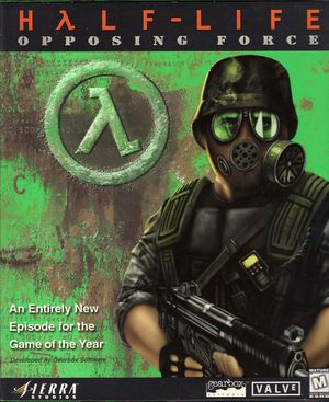 Half-Life: Opposing Force - PCGamingWiki PCGW - bugs, fixes